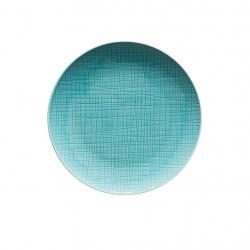 Dezertní talíř Rosenthal Mesh Aqua, Ø 21 cm