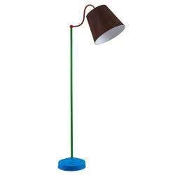 Lindby Lindby Christer stojací lampa, multicolour, 150 cm