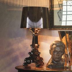 Kartell Kartell Bourgie - LED stolní lampa, černá