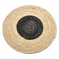 DekorStyle Dekorativní jutový kulatý koberec Bali Round 80 cm