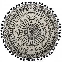 DekorStyle Dekorativní polštář Delhi 40 cm