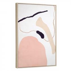 Hector Obraz Xooc 60x90 cm růžový