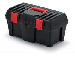 PlasticFuture Kufr na nářadí CALIBER 46x25,7x22,7 cm černo-červený