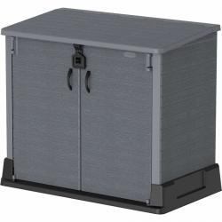 Duramax Zahradní úložný box StoreAway šedá, 850 l