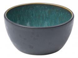 Servírovací miska Bitz černá/zelená 10 cm