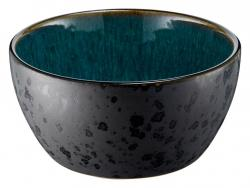 Servírovací miska Bitz černá/tmavozelená 12 cm