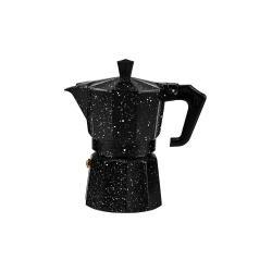 ESPERTO Kávovar pro 3 šálky - černá