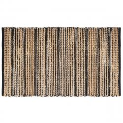 DekorStyle Dekorativní jutový koberec Cenil 70x140 cm