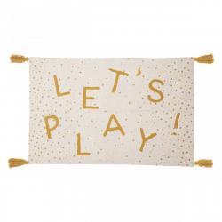 DekorStyle Dětský koberec Play oranžový