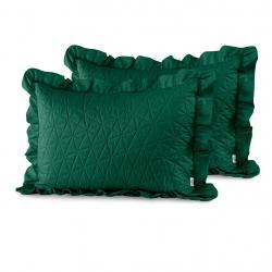 Povlaky na polštáře AmeliaHome Tilia II zelené
