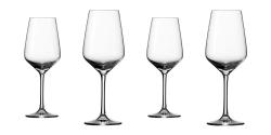 Villeroy & Boch Vivo Voice Basic Glas sklenice na bílé víno, set 4 ks