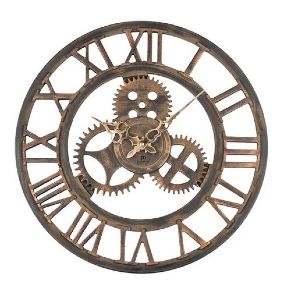 Produktové foto Lowell 21458 nástěnné hodiny, pr. 43 cm