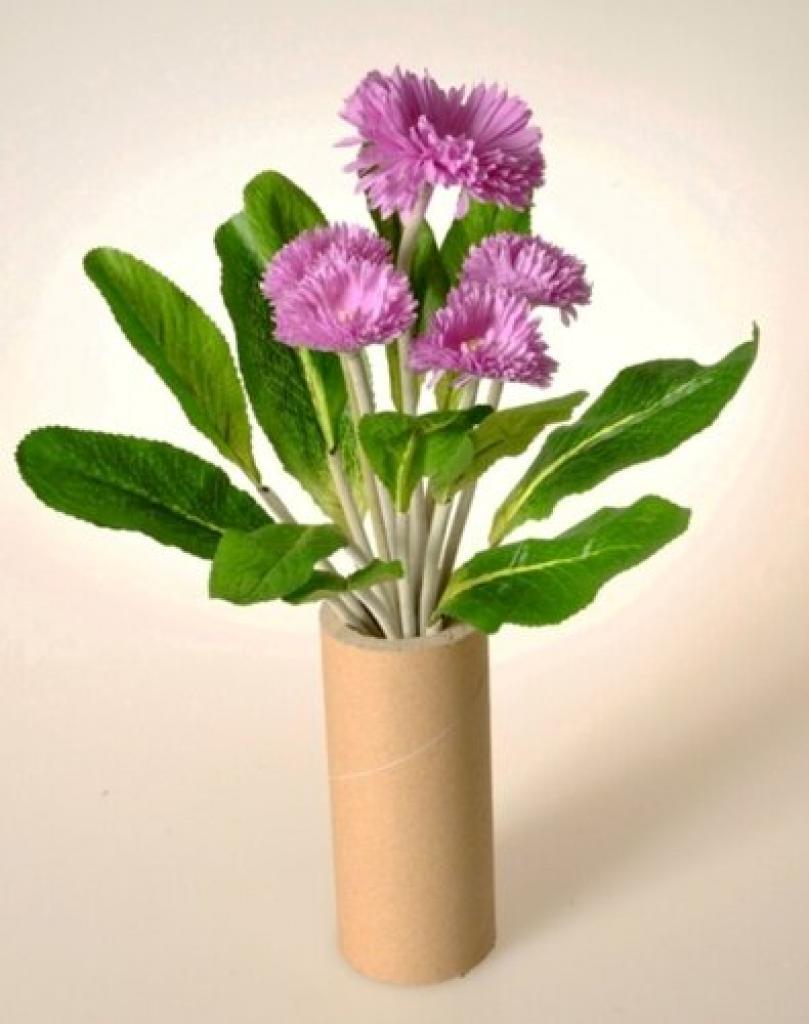 Produktové foto Umělá květina Sedmikráska, 30 cm