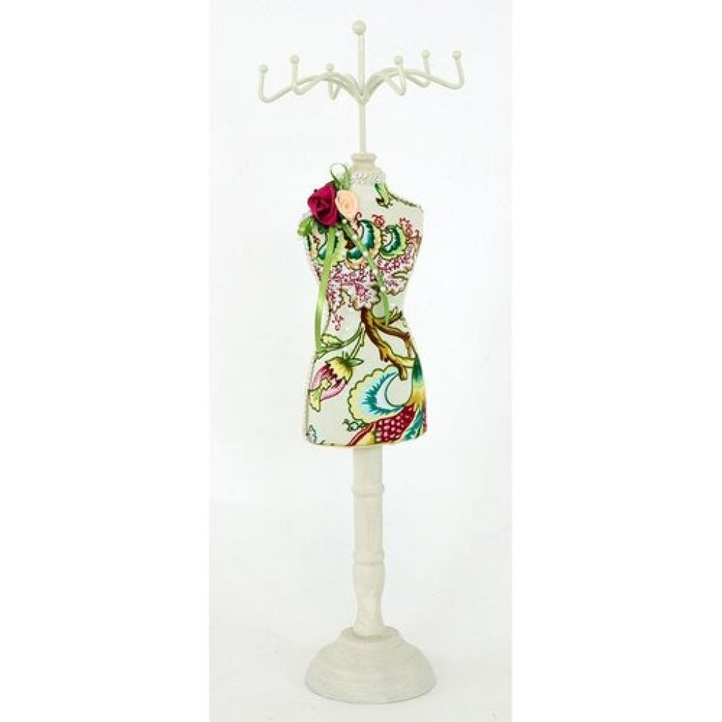 Produktové foto Stojánek na šperky Mannequin, bílá