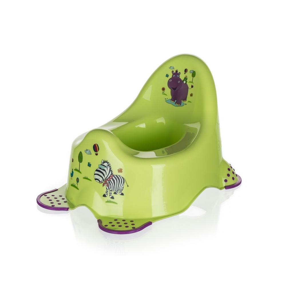 Produktové foto Keeeper nočník Hippo zelená