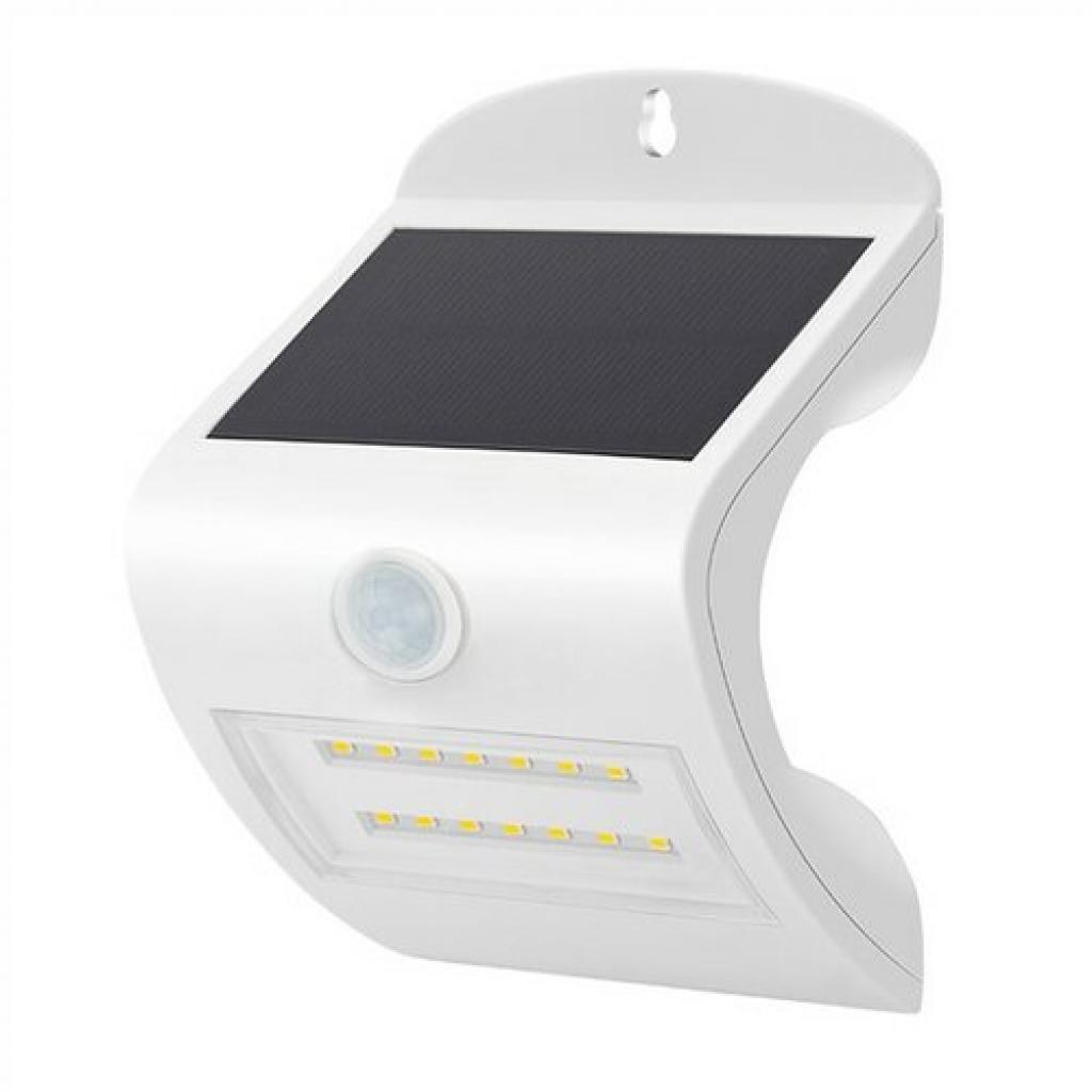 Produktové foto SOLIGHT WL907, LED solární světélko se senzorem, 3W, 350lm, Li-on