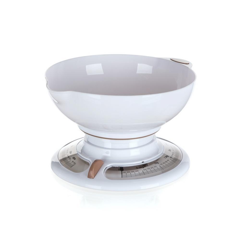 Produktové foto Banquet Kuchyňská váha Culinaria White 3 kg