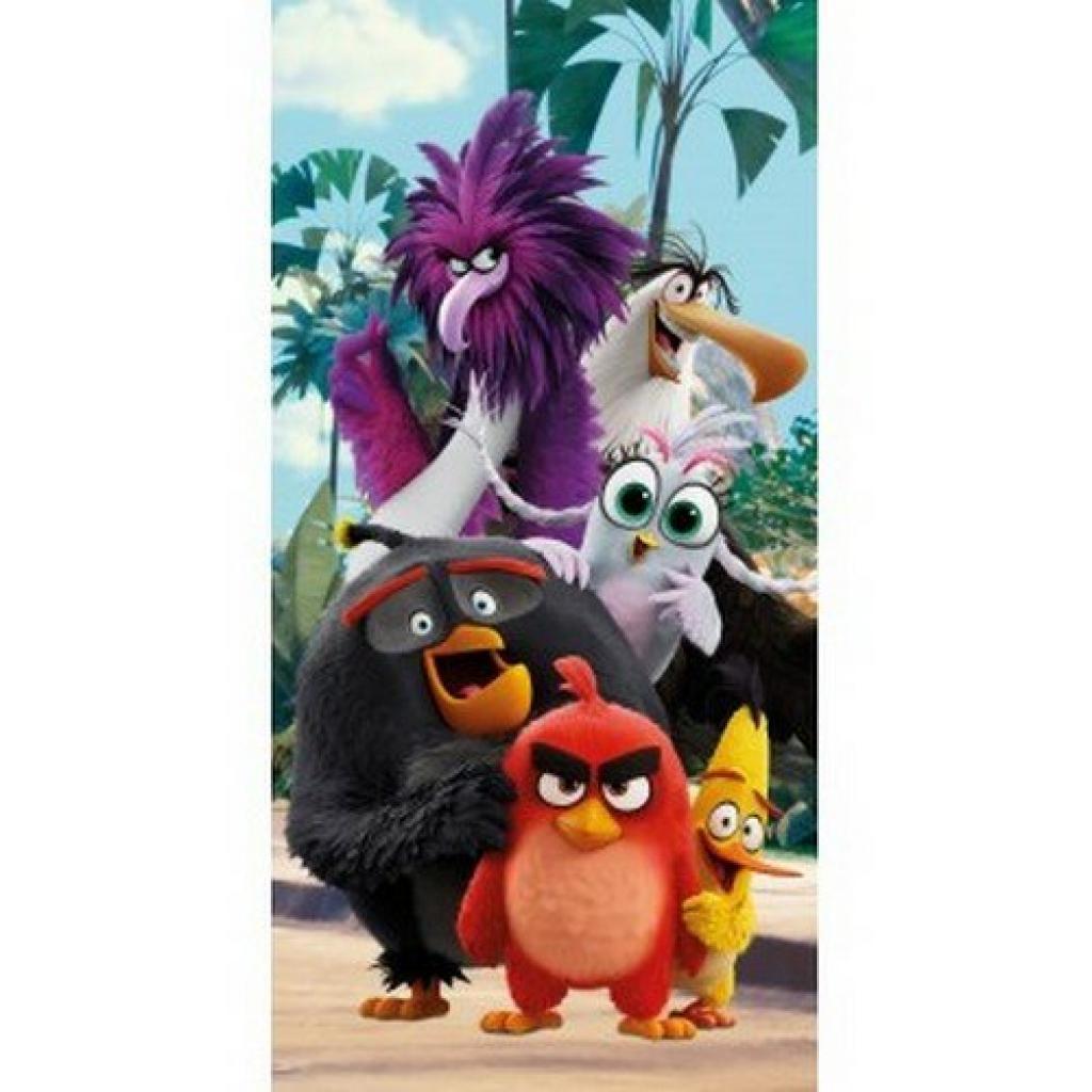 Produktové foto Halantex Osuška Angry Birds movie, 70 x 140 cm