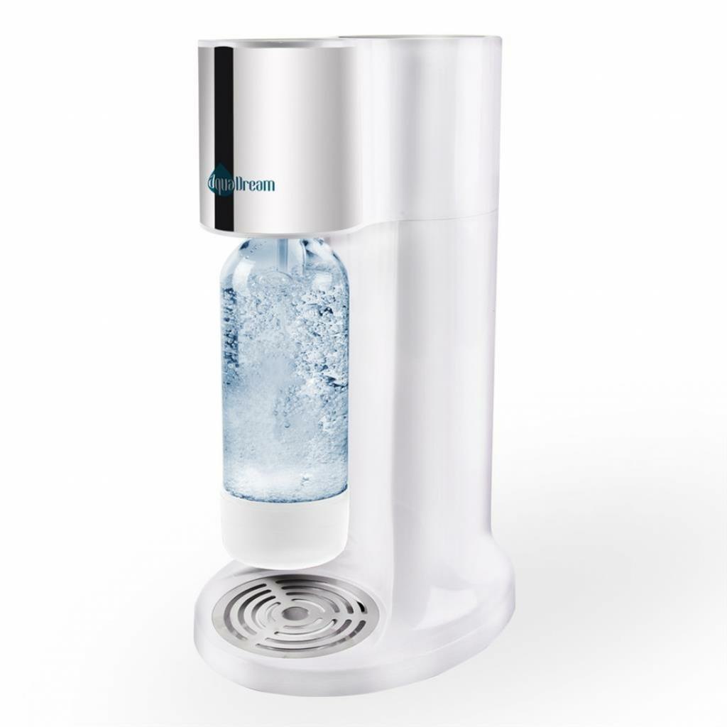 Produktové foto Orion 130651 Výrobník sodové vody Aquadream bílý
