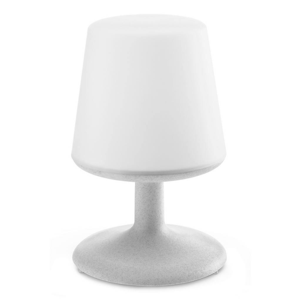 Produktové foto LIGHT TO GO lampa Organic KOZIOL (barva-organic šedá)
