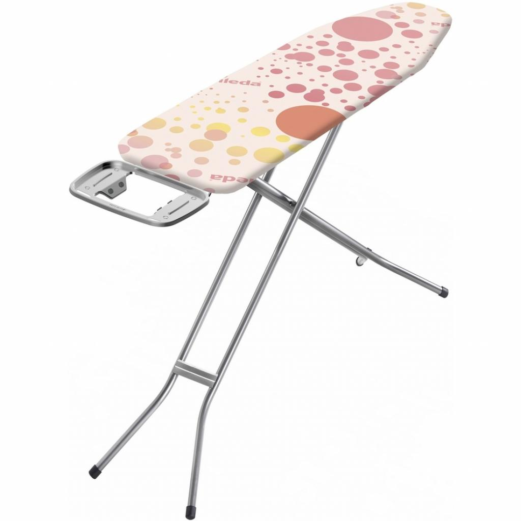 Produktové foto VILEDA Vileda Star žehlicí prkno 120 × 38 cm růžové 163324