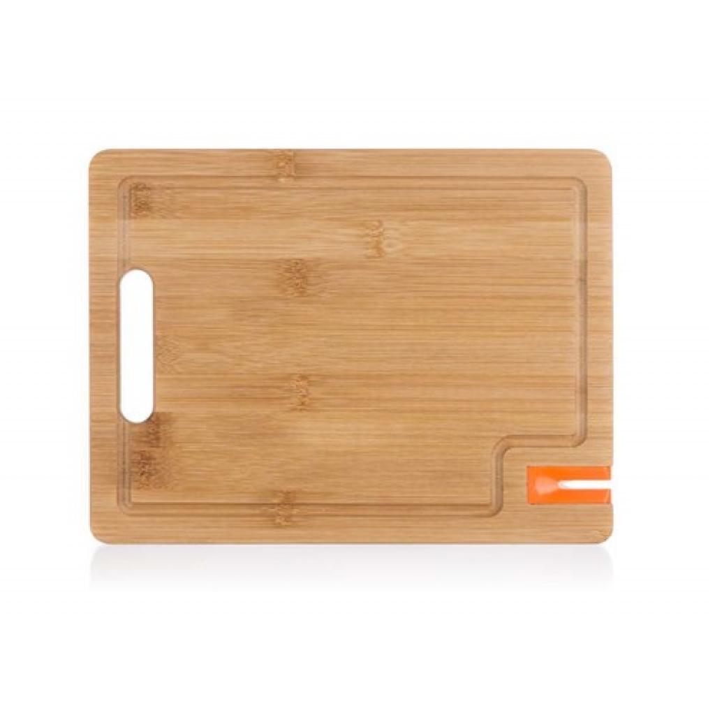 Produktové foto Banquet Prkénko krájecí dřevěné Brillante Bamboo 28 x 21 x 1,5 cm