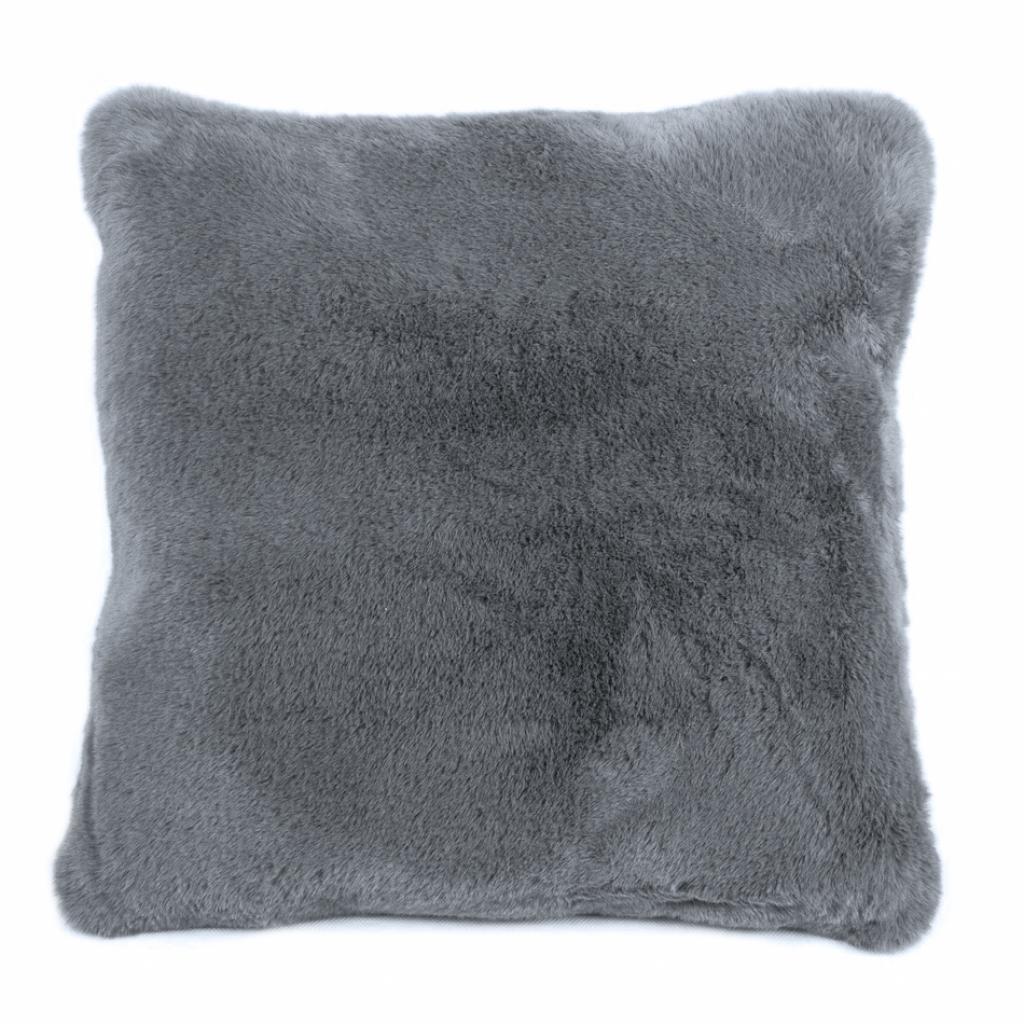 Produktové foto Bo-ma trading Povlak Catrin šedá, 45 x 45 cm