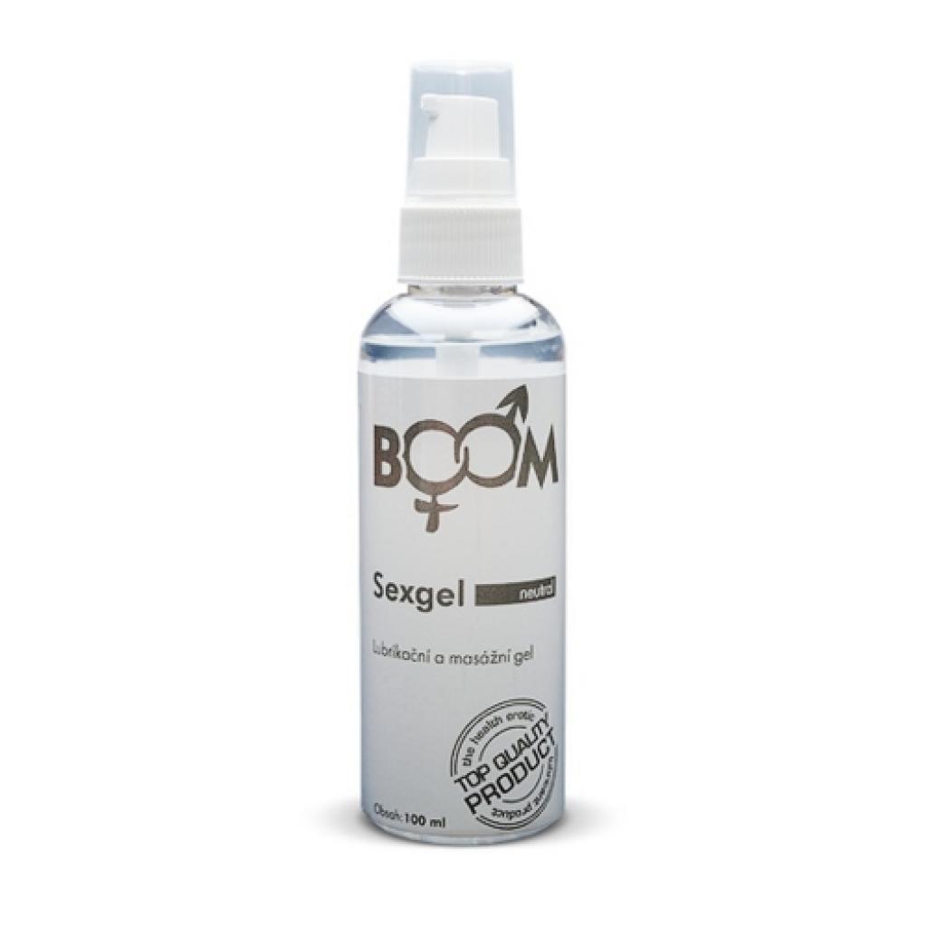 Produktové foto BOOM Sexgel lubrikační gel Orgasmus 100 ml