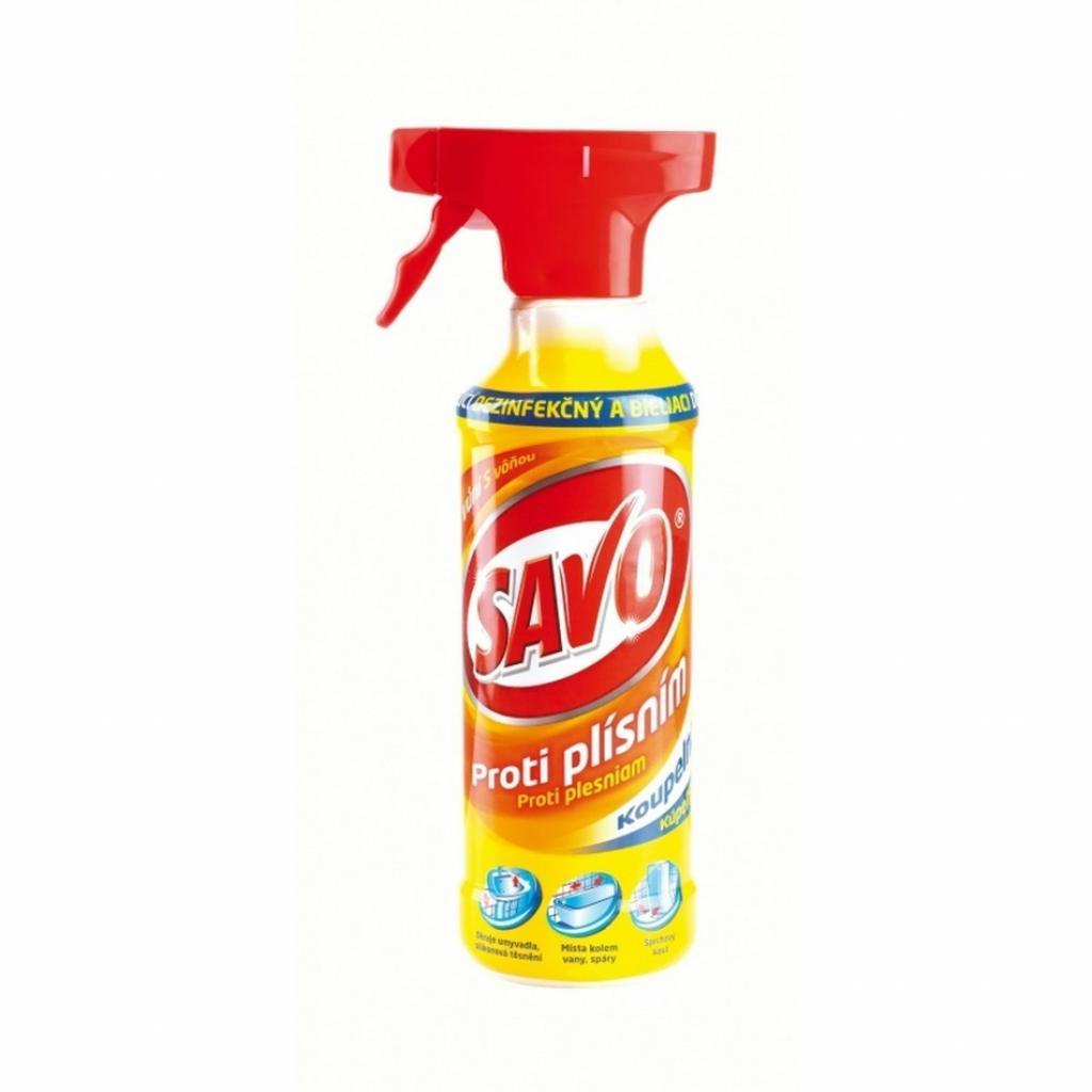 Produktové foto Savo proti plísním koupelna rozprašovač 500 ml