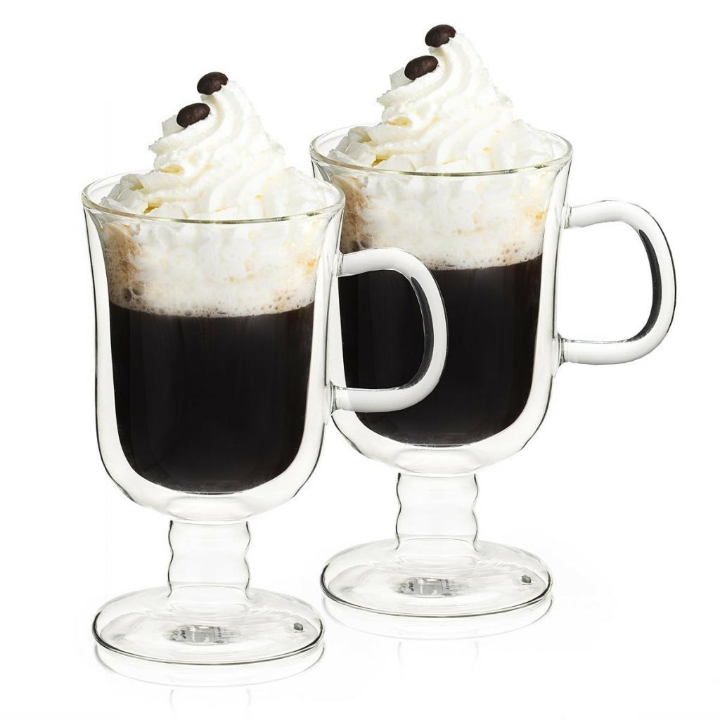 Produktové foto 4Home Termo sklenice Irish coffee Hot&Cool 260 ml, 2 ks