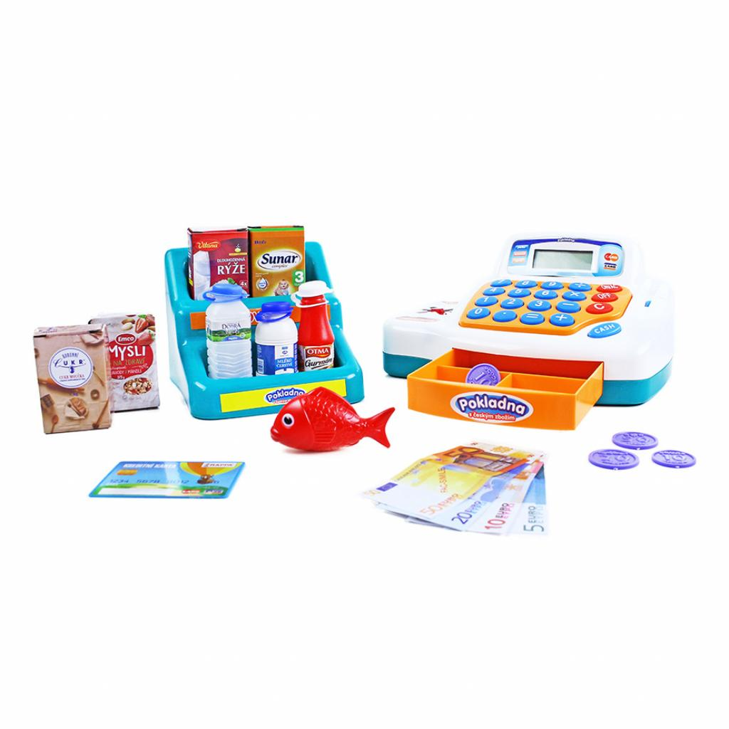 Produktové foto Rappa Dětská pokladna s dětským zbožím