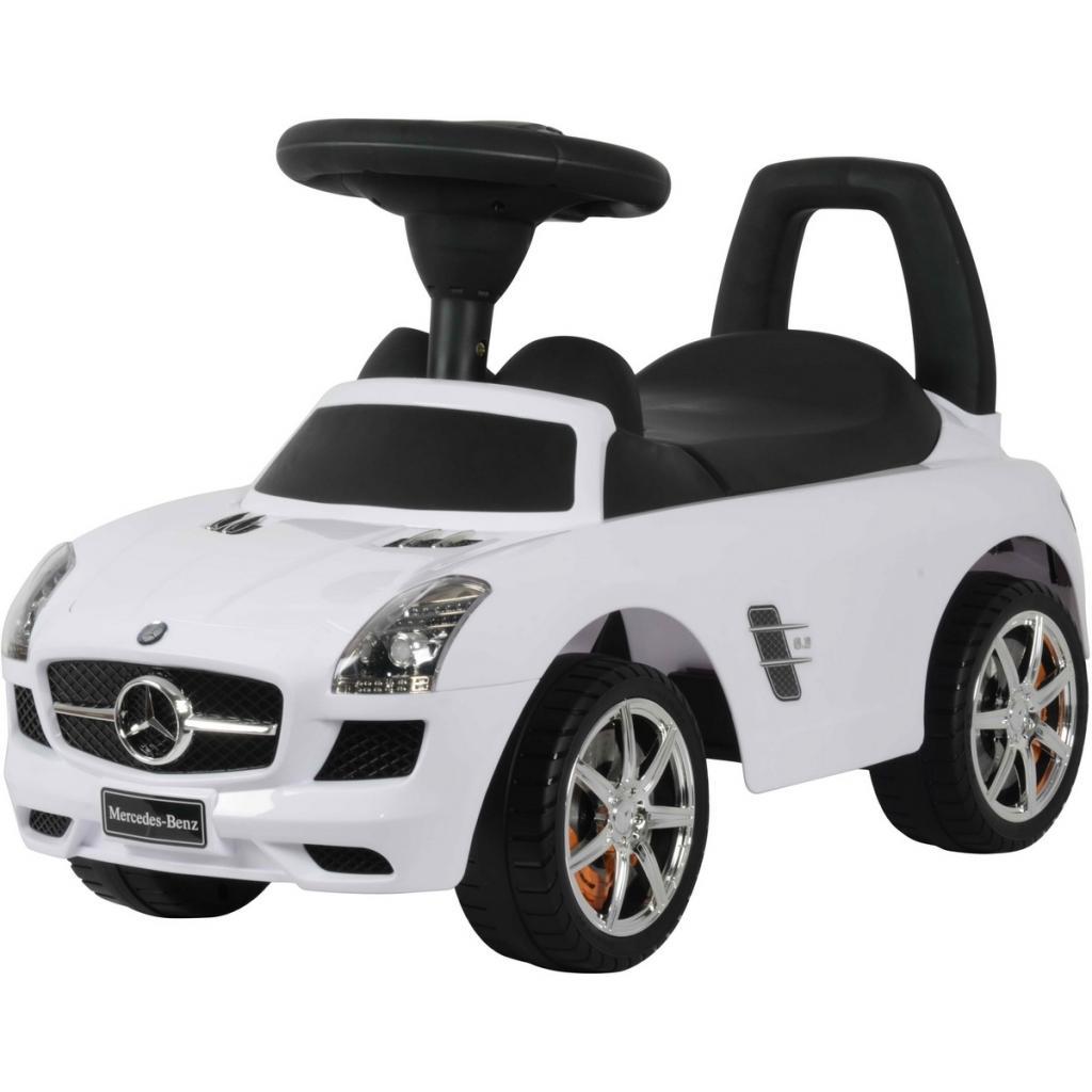 Produktové foto Odrážedlo Buddy Toys Mercedes bílé