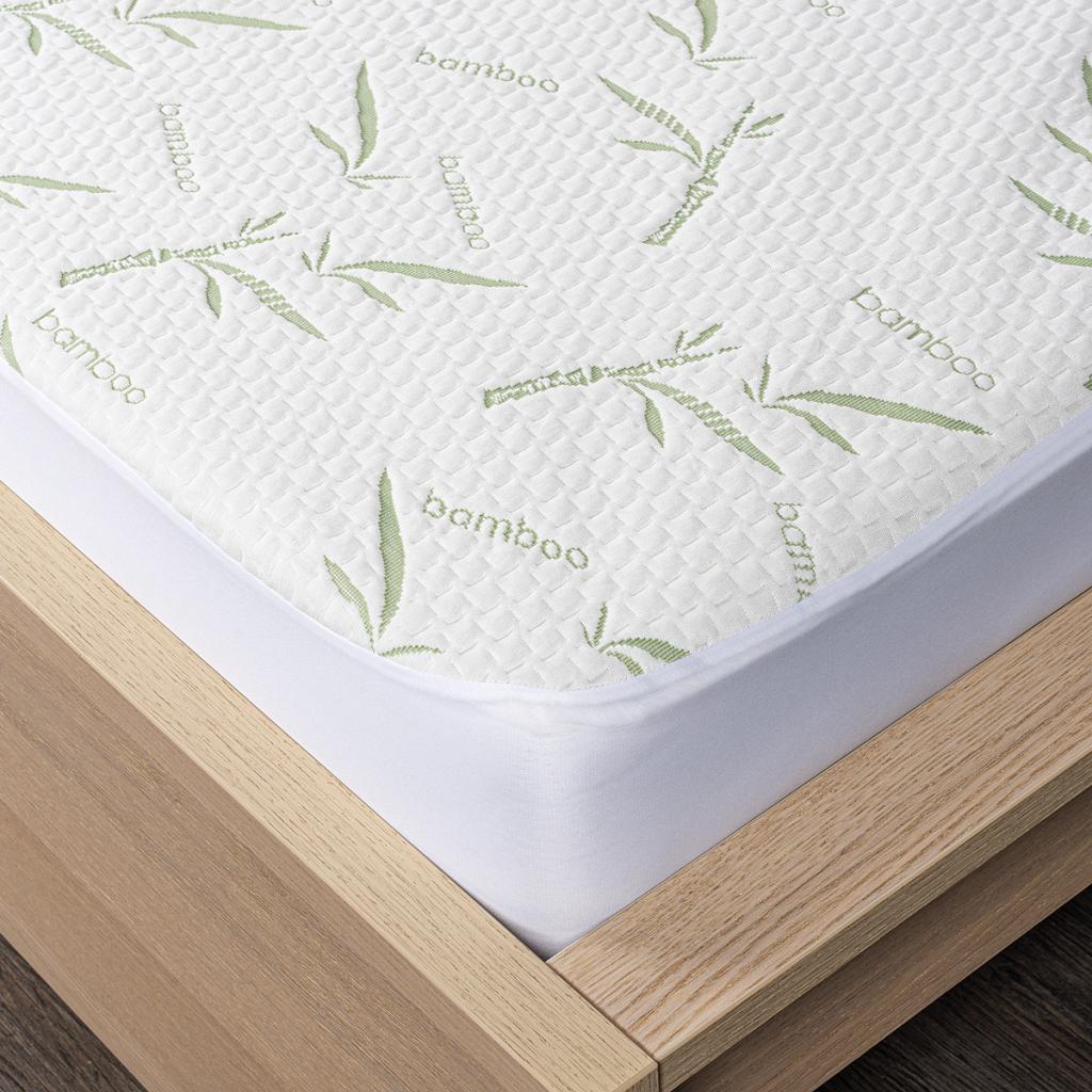Produktové foto 4Home Bamboo Chránič matrace s lemem, 70 x 160 cm