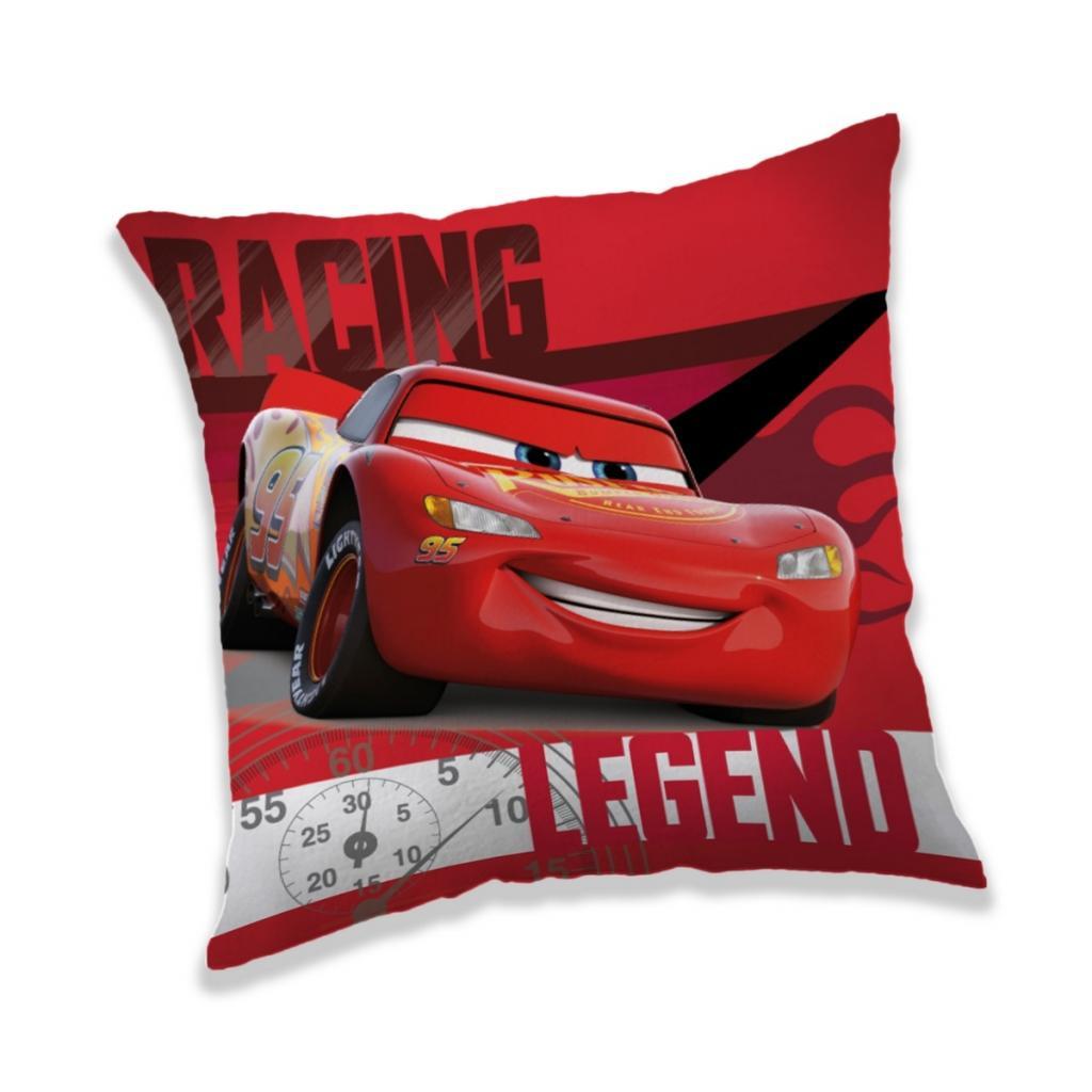 Produktové foto Jerry Fabrics Polštářek Cars Legend, 40 x 40 cm