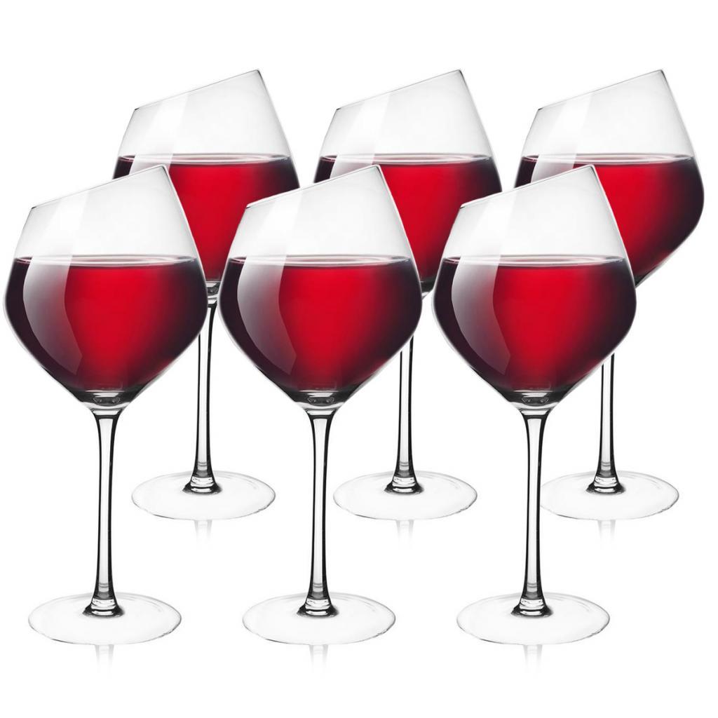 Produktové foto Orion Sklenice na červené víno Exclusive, 6 ks