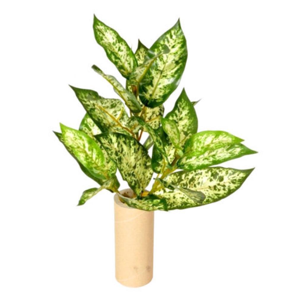 Produktové foto Umělá Mramornatka zelená, 45 cm