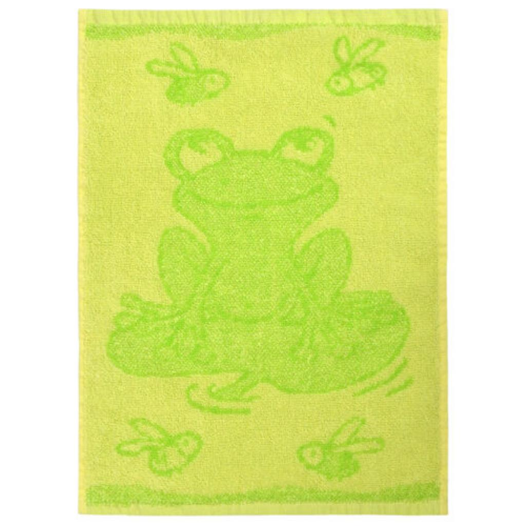Produktové foto Profod Dětský ručník Frog green, 30 x 50 cm