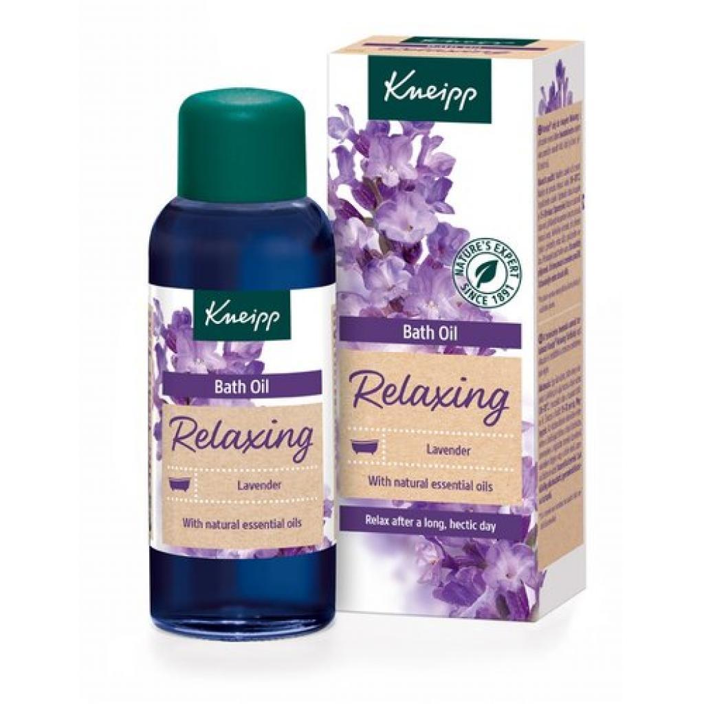 Produktové foto Kneipp olej do koupele Levandulové snění 100 ml
