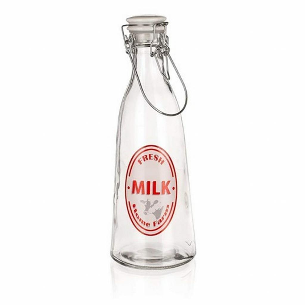 Produktové foto BANQUET Láhev na mléko FRESH MILK 1 l
