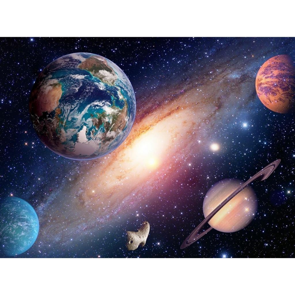Produktové foto Fototapeta XXL Universe 360 x 270 cm, 4 díly