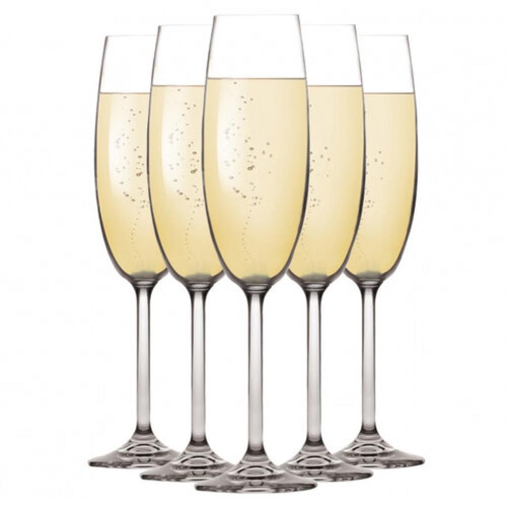 Produktové foto TESCOMA sklenice na šampaňské CHARLIE 220 ml, 6 ks