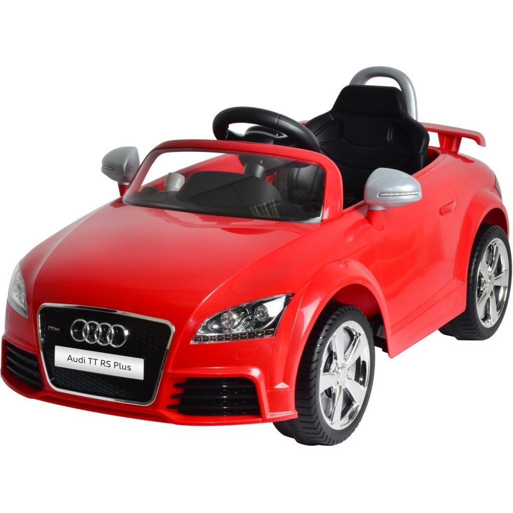 Produktové foto Buddy Toys Bec 7121 el. auto Audi TT červená
