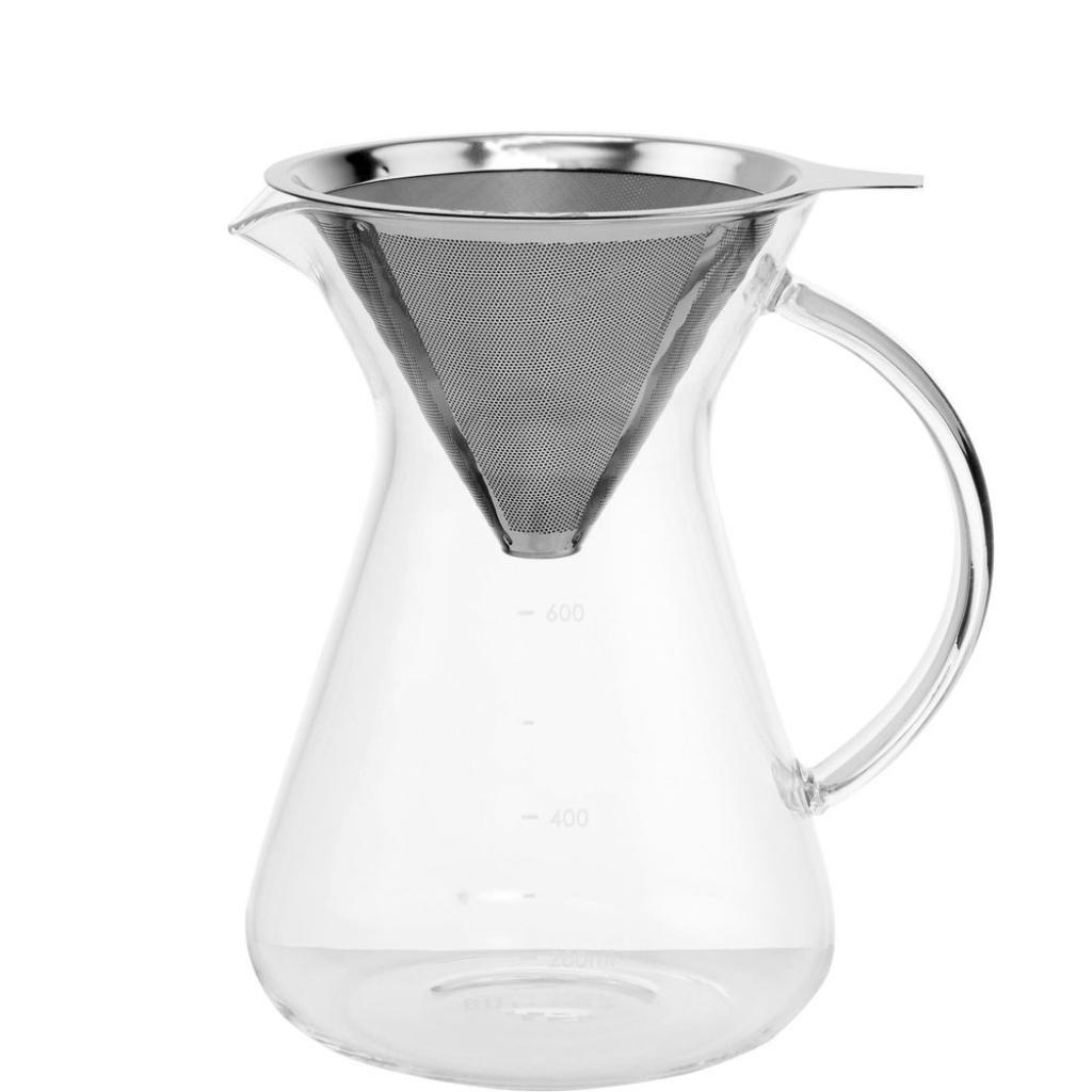 Produktové foto SLOW COFFEE Konvice na překapávanou kávu 600ml