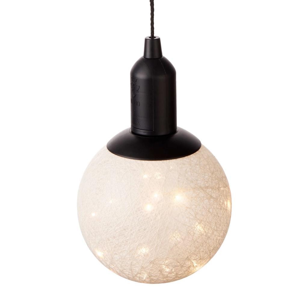 Produktové foto HIGH SPIRIT LED Závěsné světlo 15 cm - bílá