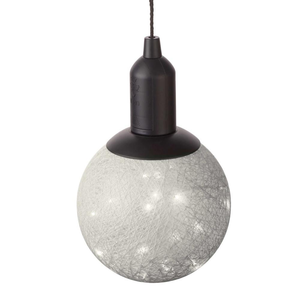Produktové foto HIGH SPIRIT LED Závěsné světlo 15 cm - šedá