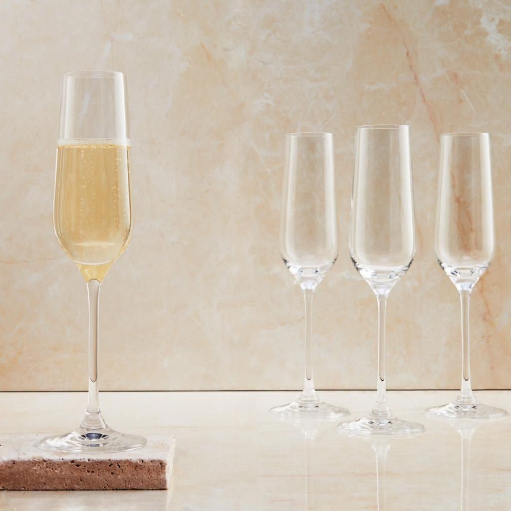 Produktové foto SANTÉ Sada sklenic na šampaňské 180 ml 6 ks