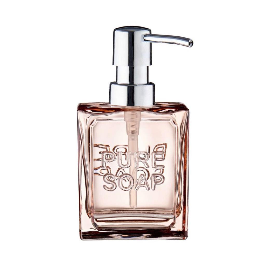 Produktové foto PURE SOAP Dávkovač mýdla - sv. růžová