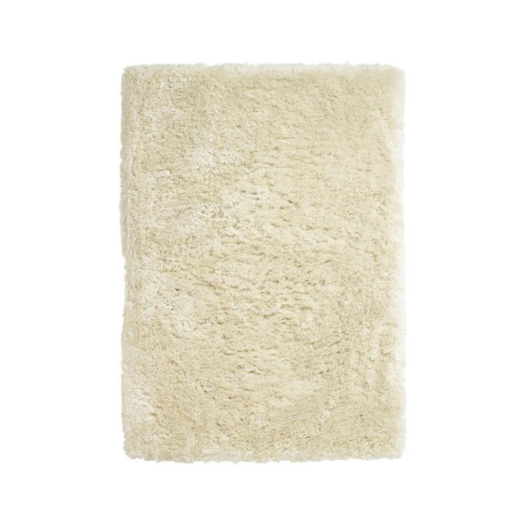 Produktové foto Světle krémový ručně tuftovaný koberec Think Rugs Polar PL Cream, 60 x 120 cm