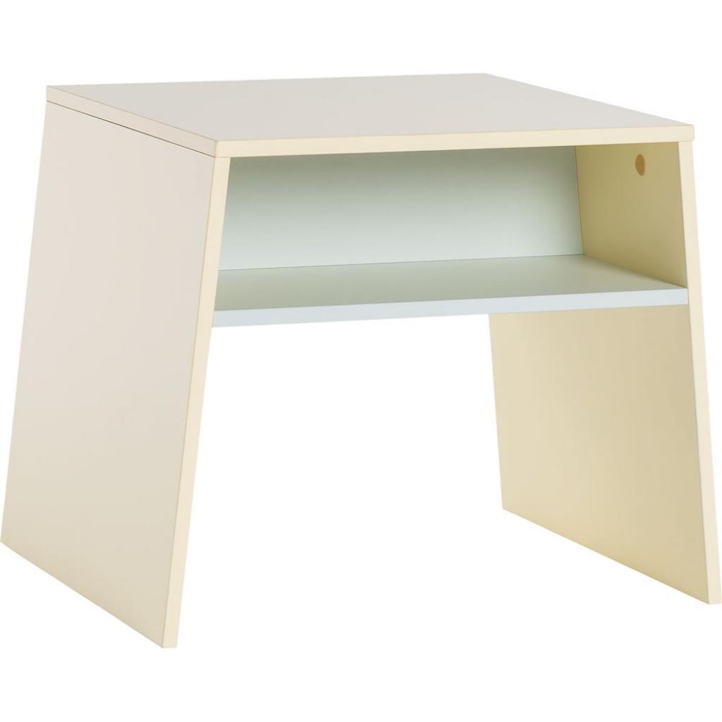 Produktové foto Žlutozelený dětský stolek Vox Tuli
