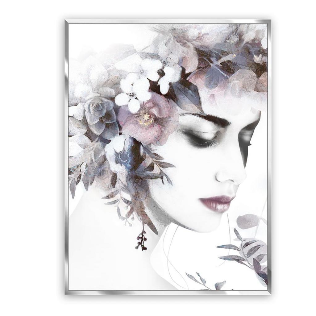 Produktové foto Obraz na plátně Styler Flower Crown, 62 x 82 cm
